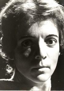 Donya Feuer, portrait (Stockholm, 1960s)